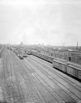 Historical Rail Yard